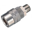 USM Male Socket Quick Coupling