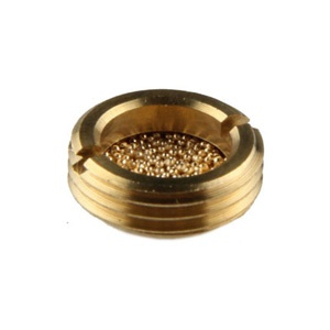 BFSL Slot Flat Sintered Bronze Silencer
