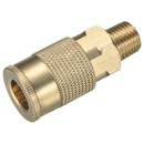 SM Two Touch Male Socket Quick Coupling