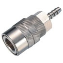 USH Hose Barb Socket Quick Coupling