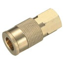 SF2 Two Touch Female Socket Quick Coupling