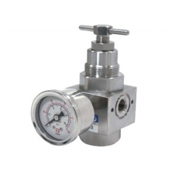 SR200-02 Stainless Steel Regulator