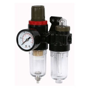 AFC2000 Filter Regulator Lubricator