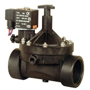 2WP Series 2way Plastic Solenoid Valve