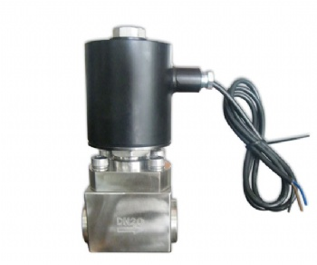 25mm Square Super High Pressure Solenoid Valve