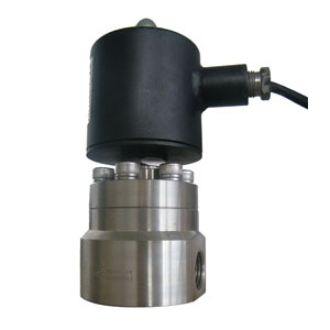 15mm Anti-Explosive Super High Pressure Solenoid Valve