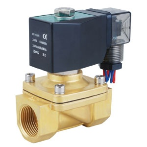 ZS 2/2way Direct Acting Solenoid Valve