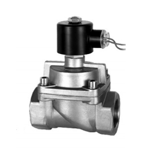 SLA Series 2/2 way Piston solenoid Valve NC