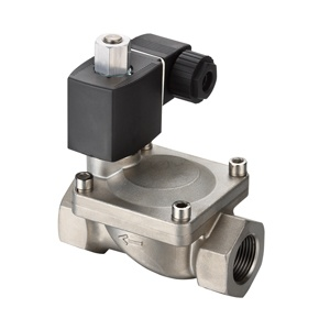 BP Series 2/2 way Pilot Acting Solenoid Valve