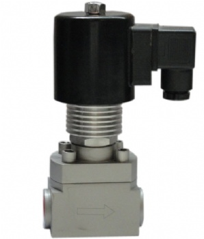 Super Low Pressure Stainless Steel Solenoid Valve