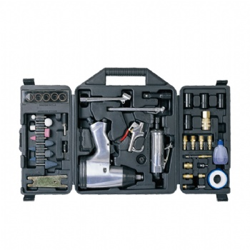 52pcs Air Tool Kits
